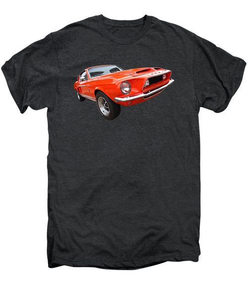 Shelby Gt500kr 1968 Men's Premium T-Shirt by Gill Billington