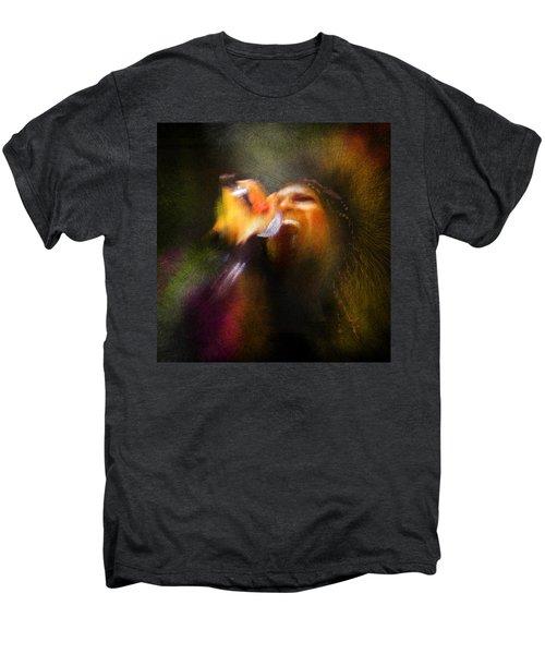 Soul Scream Men's Premium T-Shirt by Miki De Goodaboom