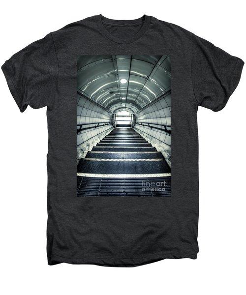 Steppings Tones Men's Premium T-Shirt by Evelina Kremsdorf