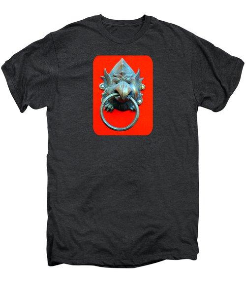 Sticky Beak Men's Premium T-Shirt by Ethna Gillespie