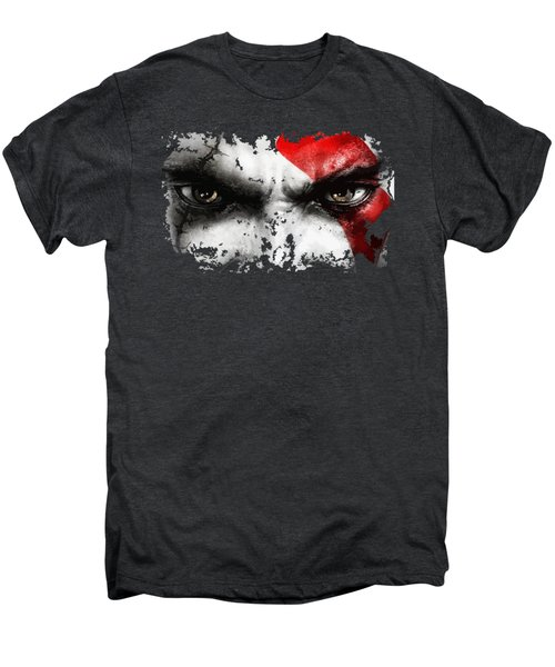 Strong Warrior Men's Premium T-Shirt by Opoble Opoble