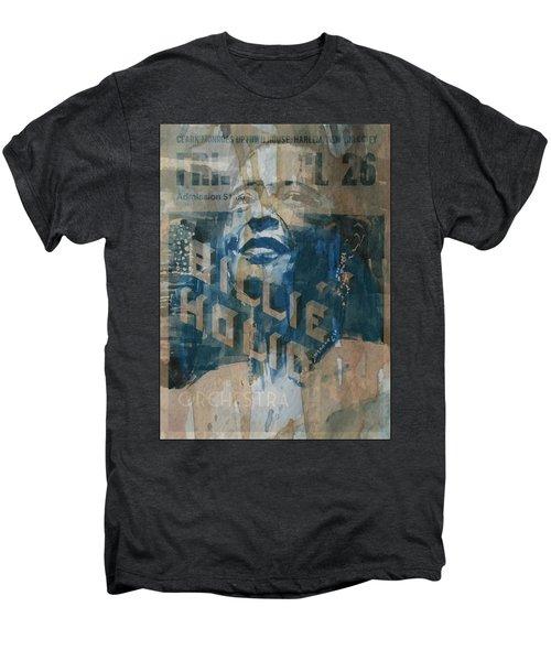 Summertime Men's Premium T-Shirt by Paul Lovering