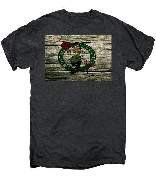 The Boston Celtics 2w Men's Premium T-Shirt by Brian Reaves