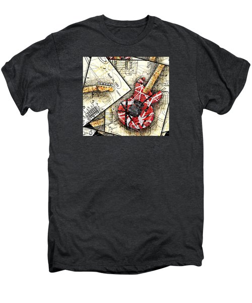 The Frankenstrat Men's Premium T-Shirt by Gary Bodnar