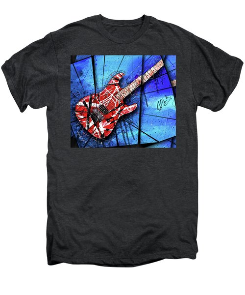 The Frankenstrat Vii Cropped Men's Premium T-Shirt by Gary Bodnar