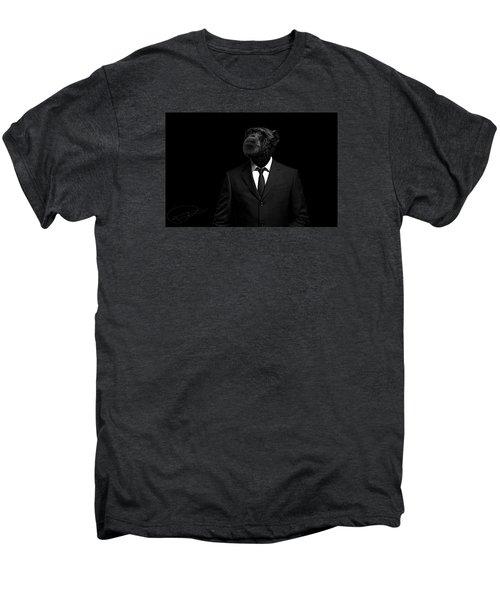 The Interview Men's Premium T-Shirt by Paul Neville
