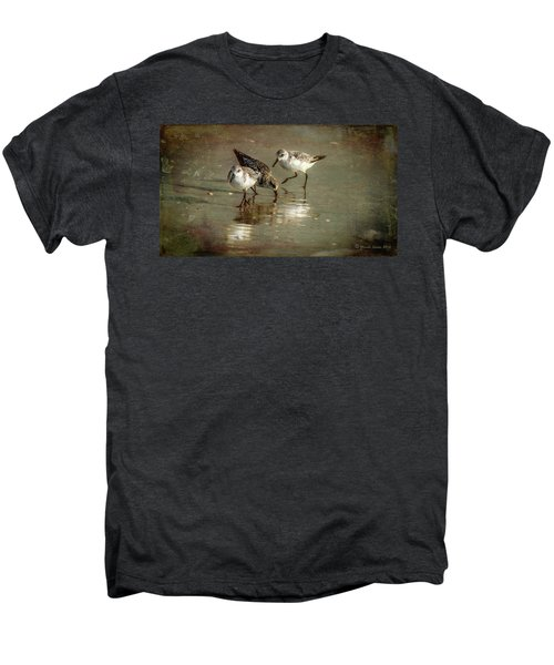 Three Together Men's Premium T-Shirt by Marvin Spates