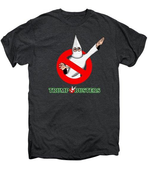 Trump Busters Men's Premium T-Shirt by Sean Corcoran