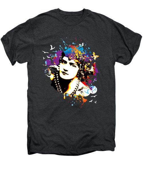 Victorian Temptation Men's Premium T-Shirt by Chris Andruskiewicz