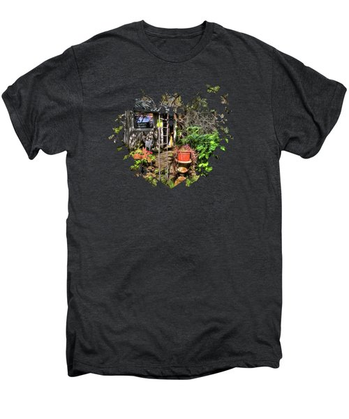 Yesterdays Memories Men's Premium T-Shirt by Thom Zehrfeld