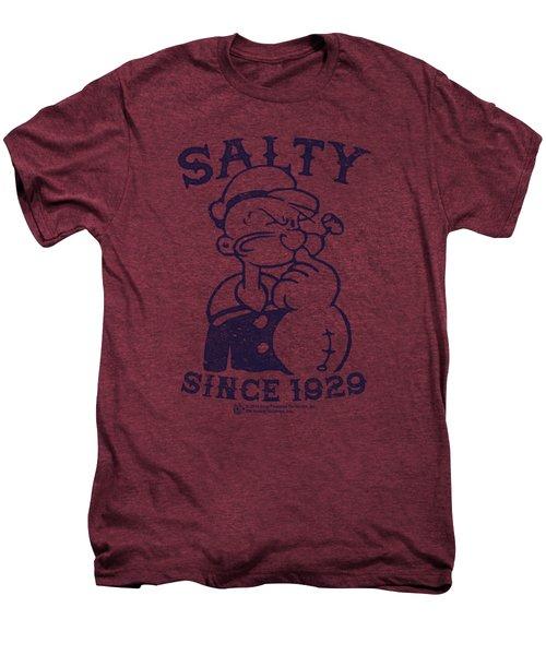 Popeye - Salty Dog Men's Premium T-Shirt by Brand A