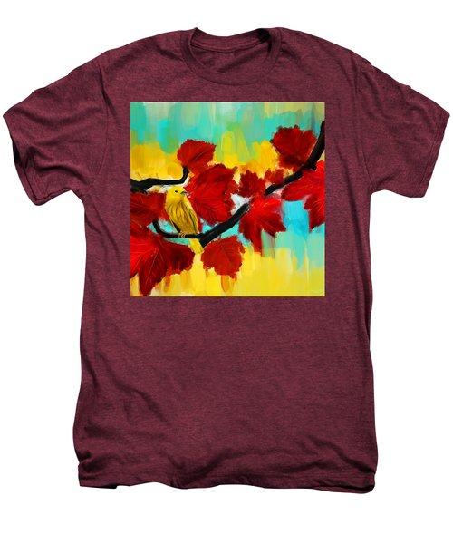 A Ponder Men's Premium T-Shirt by Lourry Legarde
