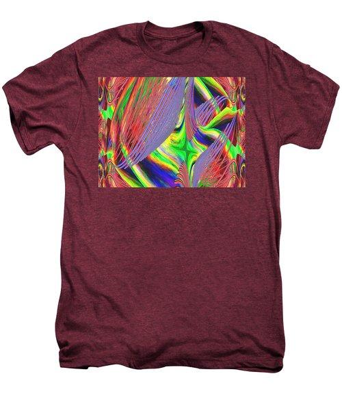 Albatross Dreamscape Men's Premium T-Shirt by Tim Allen