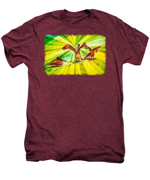 It's All Good Men's Premium T-Shirt by John M Bailey