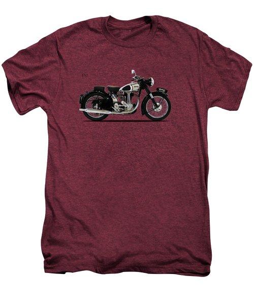 Norton Es2 1947 Men's Premium T-Shirt by Mark Rogan