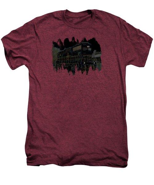2083 Men's Premium T-Shirt by Thom Zehrfeld