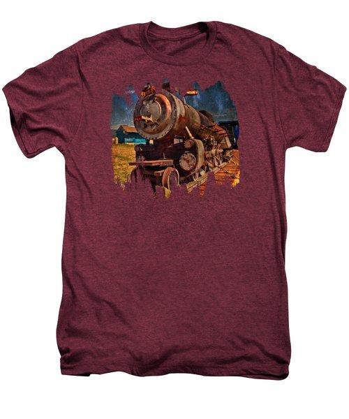 Old 44 Men's Premium T-Shirt by Thom Zehrfeld