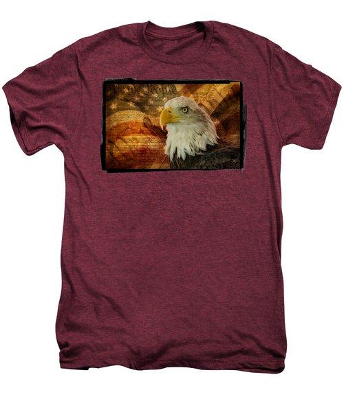 American Icons Men's Premium T-Shirt by Susan Candelario