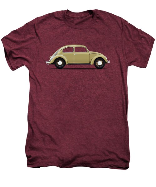 Vw Beetle 1946 Men's Premium T-Shirt by Mark Rogan