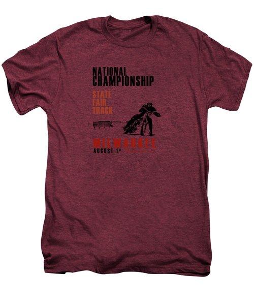 National Championship Milwaukee Men's Premium T-Shirt by Mark Rogan