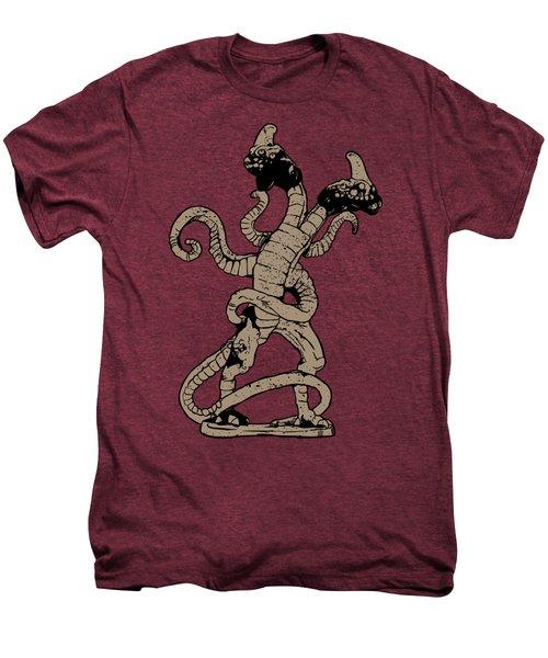 Demogorgon Stranger Things Digital Version Men's Premium T-Shirt by Jason Wright
