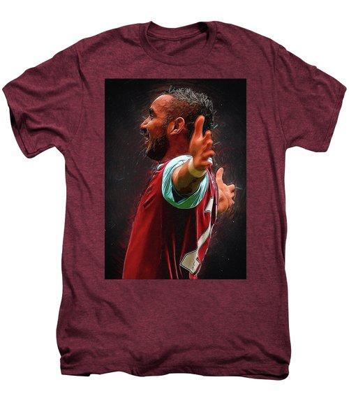 Dimitri Payet Men's Premium T-Shirt by Semih Yurdabak