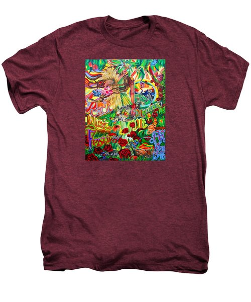 Peach Music Festival 2015 Men's Premium T-Shirt by Kevin J Cooper Artwork