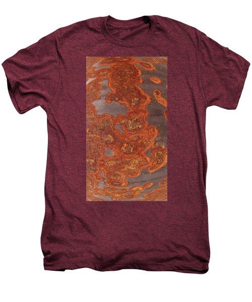 Rusty No. 1-3 Men's Premium T-Shirt by Sandy Taylor
