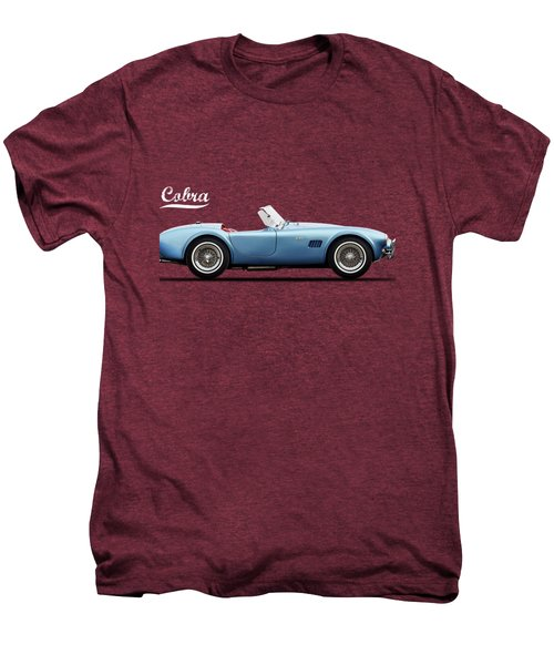 Shelby Cobra 289 1964 Men's Premium T-Shirt by Mark Rogan