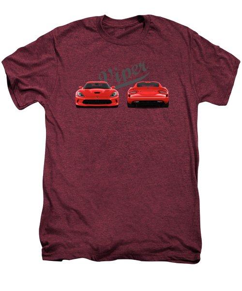 Viper Men's Premium T-Shirt by Mark Rogan