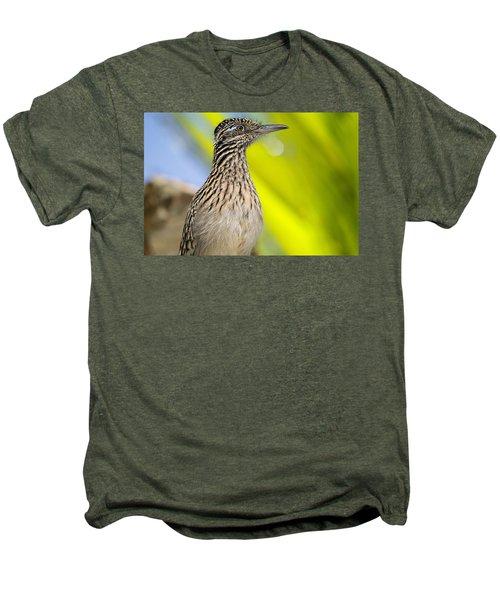 The Roadrunner  Men's Premium T-Shirt by Saija  Lehtonen