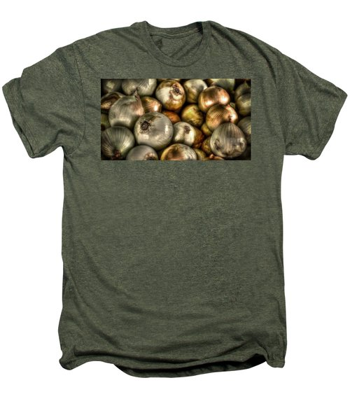 Onions Men's Premium T-Shirt by David Morefield