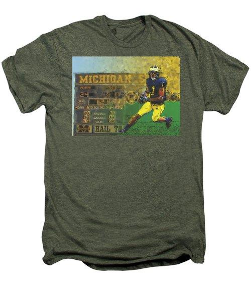 Scoreboard Plus Men's Premium T-Shirt by John Farr