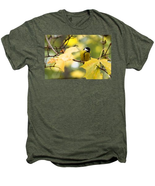 Sensibly Dressed - Featured 3 Men's Premium T-Shirt by Alexander Senin