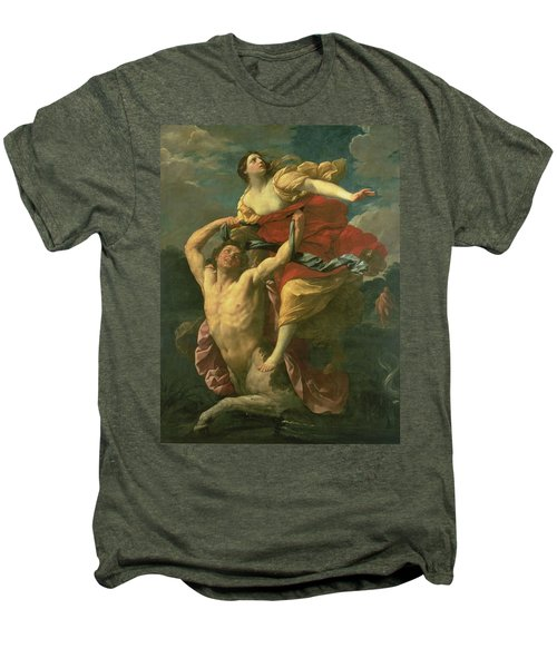 The Abduction Of Deianeira Men's Premium T-Shirt by  Centaur Nessus