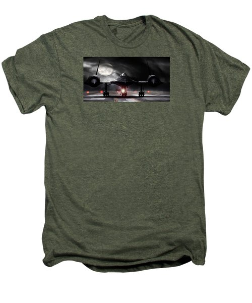 Night Moves Men's Premium T-Shirt by Peter Chilelli