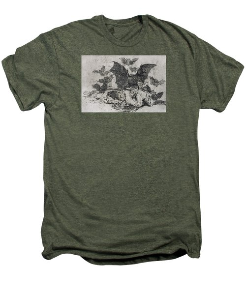 The Consequences Men's Premium T-Shirt by Goya