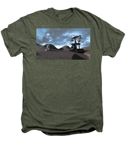 Tomorrow Morning Men's Premium T-Shirt by Brainwave Pictures