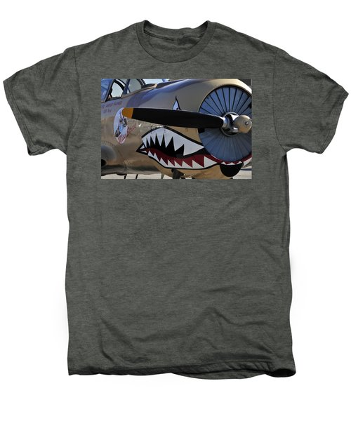 Mean Machine Men's Premium T-Shirt by David Lee Thompson