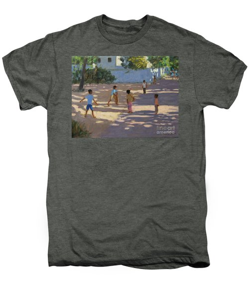 Cochin Men's Premium T-Shirt by Andrew Macara