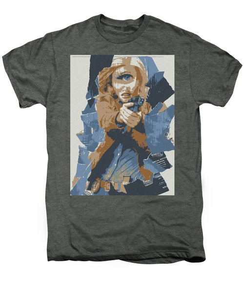 Dont Worry I Can See Men's Premium T-Shirt by Michael Curry