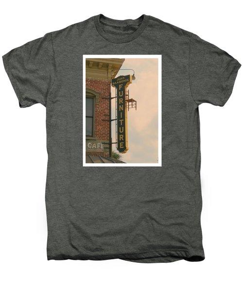 Juan's Furniture Store Men's Premium T-Shirt by Robert Youmans