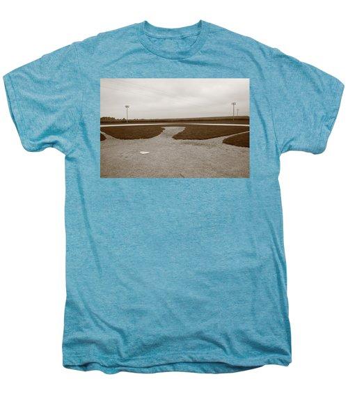 Baseball Men's Premium T-Shirt by Frank Romeo