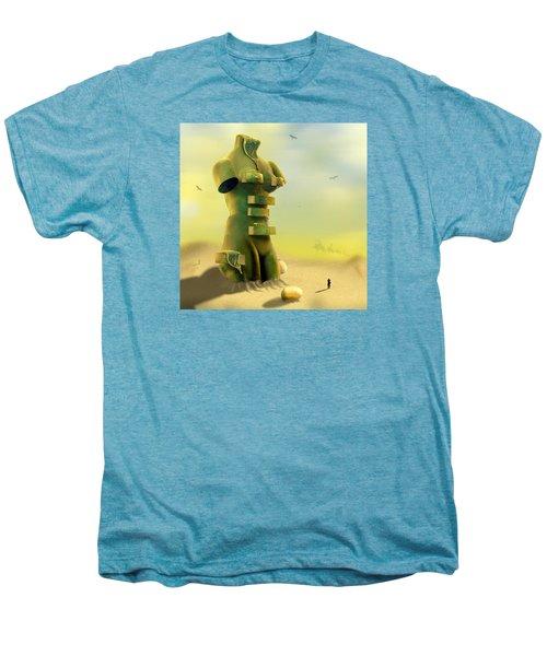 Drawers Men's Premium T-Shirt by Mike McGlothlen