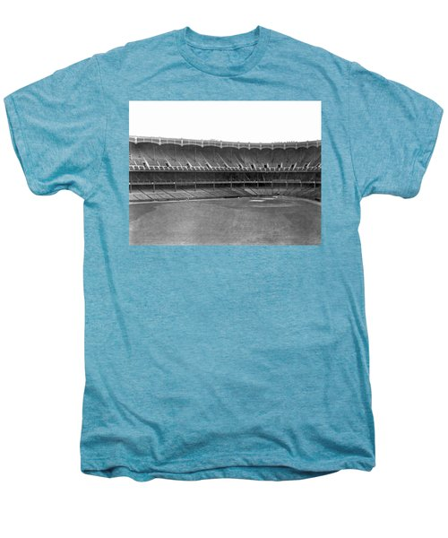 New Yankee Stadium Men's Premium T-Shirt by Underwood Archives