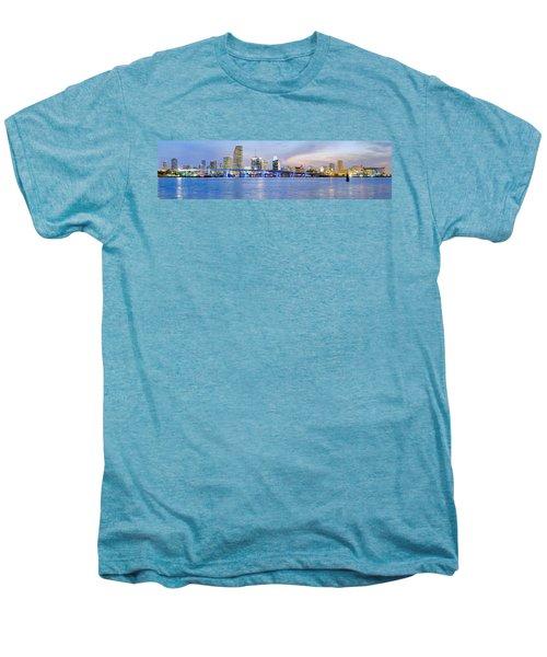 Miami 2004 Men's Premium T-Shirt by Patrick M Lynch