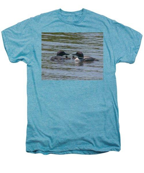 Proud Parents Men's Premium T-Shirt by Brenda Jacobs