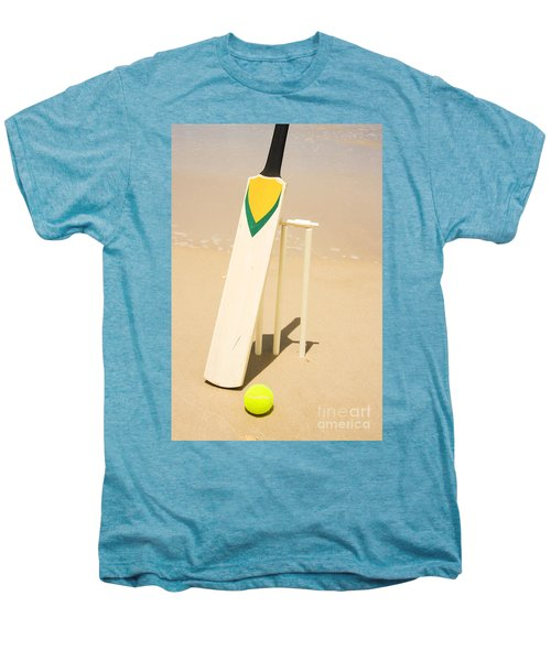 Summer Sport Men's Premium T-Shirt by Jorgo Photography - Wall Art Gallery