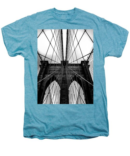 A Brooklyn Perspective Men's Premium T-Shirt by Az Jackson