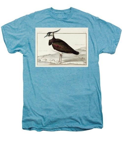 A Lapwing Men's Premium T-Shirt by Nicolas Robert